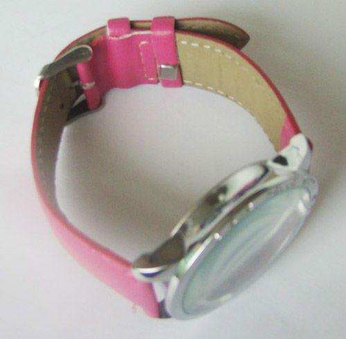 Hello Kitty Quartz Watch Wristwatch 5 Color Ladies Girls Children