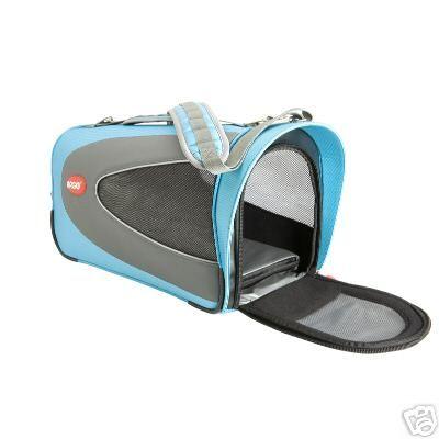 Argo petascope pet carrier dog cat airline bag blue S