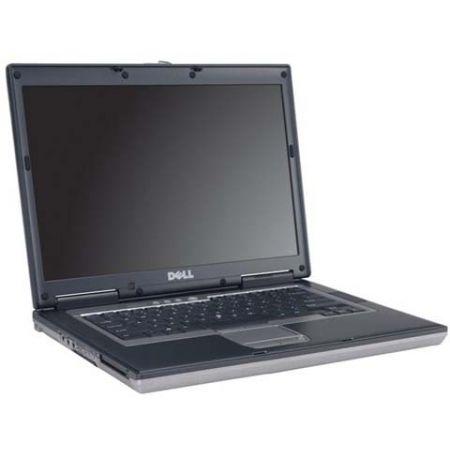 DELL LATITUDE D830 CORE 2 DUO 2.0GHZ 2GB RAM 80GB HDD DVD CDRW 15.4